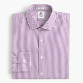 Thomas Mason for J.Crew Ludlow shirt in oxford stripe