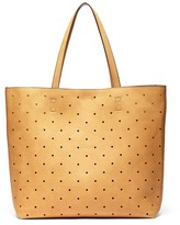 Sole Society Farrow perforated tote