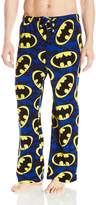 Briefly Stated Batan Classic Logo Bat Cao Plush Lounge Pants foren (ediu)
