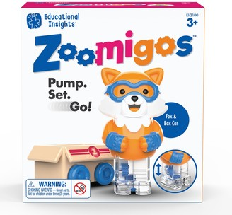 Learning Resources Educational Insights Zoomigos Fox with Box Zoomer