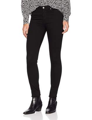 BOSS Women's J11 Murietta Straight Jeans