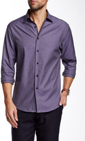 Vince Camuto Long Sleeve Sport Slim Fit Shirt