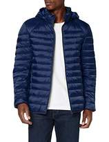 Scotch & Soda Herren Classic Hooded Parka with Teddy and Mesh Lining Jacke