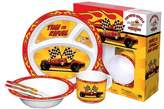 R&D Enterprises/Motorhead Canada Busted Knuckle Garage Race Car Dish Set