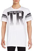 True Religion TR Fading Crewneck Tee