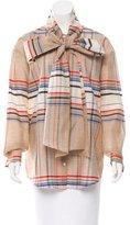 Suno Virgin Wool & Silk-Blend Top w/ Tags