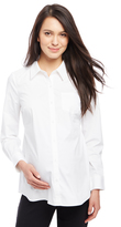 Motherhood Button Front Maternity Shirt