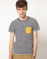 Gabicci T-Shirt Broadstairs Striped
