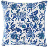 "Roberta Roller Rabbit Amanda Pillow, 22""Sq."
