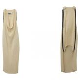Prada Beige Leather Dress