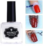 BORN PRETTY Nail Art Peel Off Nail Latex Cuticle Guard Manicure Liquid Tape Finger Skin Protecter