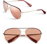 Diane von Furstenberg Farrah Sunglasses