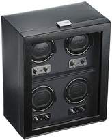 Wolf 270602 Heritage 4 Piece Watch Winder with Cover