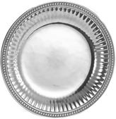 Wilton Armetale Flutes and Pearls 13-1/2-Inch Round Tray