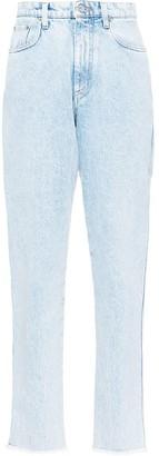 Miu Miu Five-Pocket Iconic Denim Jeans