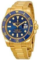 Rolex Men's m116618lb-0003 Submariner Watch