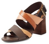 See by Chloe Women's Sunset Strappy Slingback Sandal