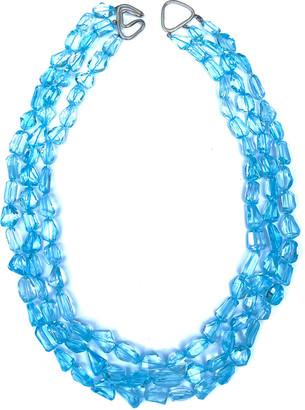 Arthur Marder Fine Jewelry 14K Topaz Necklace