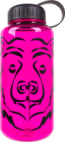 Running Bare Hey Bear 1L Water Bottle