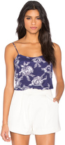 Equipment Cara Floral Print Cami