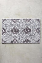 Anthropologie Petalprint Bath Mat