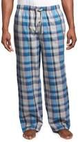 Tommy Bahama Plaid Cotton Lounge Pant