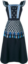 Temperley London Poppy Field dress