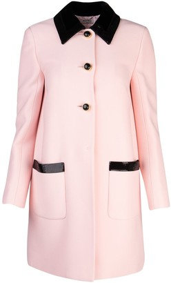 Miu Miu Tailored Long Blazer