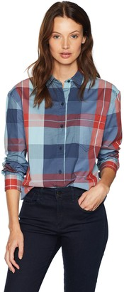 Pendleton Woolen Mills Pendleton Women's Stevie Back Pleat Shirt