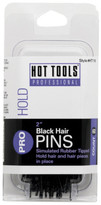 Hot Tools Black 2 Hair Pins