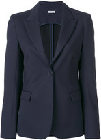 P.A.R.O.S.H. fitted blazer - women - Polyester/Spandex/Elastane/Acetate/Wool - S