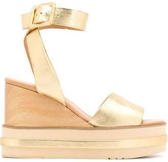 Paloma Barceló Raica wedge sandals