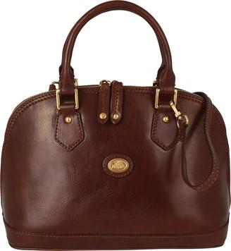 The Bridge Messenger Bag 04855901-14 Brown