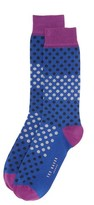 Ted Baker Helium Dot Socks