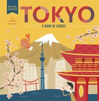 Ashley Evanson Tokyo: A Book Of Senses