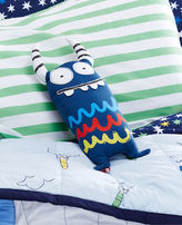 Hanna Andersson Monster Buddy Pillow