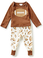 Mud Pie Baby Boys 6-18 Months Football Set