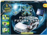 Ravensburger Science X Maxi - Fueling Future Cars Set