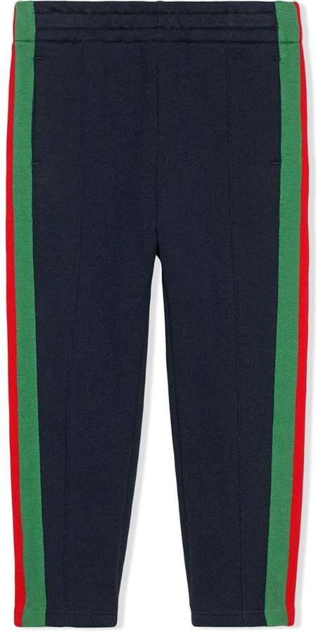 347705ae8 Gucci Blue Boys' Pants - ShopStyle