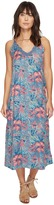 Roxy Optic Diamond Maxi Dress Women's Dress