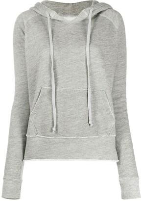 Nili Lotan Rayne distressed detail hoodie