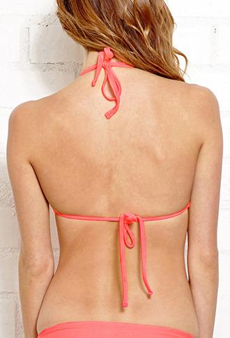Forever 21 Fringe Queen Bikini Top