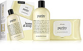 philosophy Purity Home & Away Set