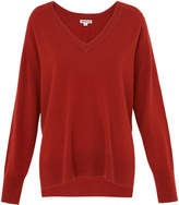 Whistles Slouchy Cashmere V-Neck Knit