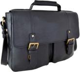 "Hidesign Charles Medium 15\"" Laptop Compatible Briefcase."