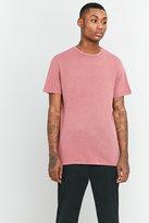 Uo Oversized Washed Pink T-shirt