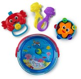 Baby Einstein Music of the Seas Drum Set- Multi-Colored