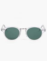Cutler and Gross 1007 Acetate Sunglasses