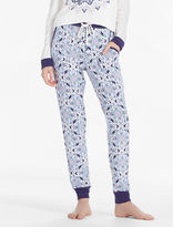 Lucky Brand Rib Trimmed Jogger
