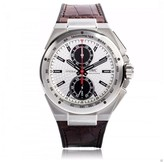 IWC Ingenieur Chronograph Silberfeil 378505 Stainless Steel 45mm Watch